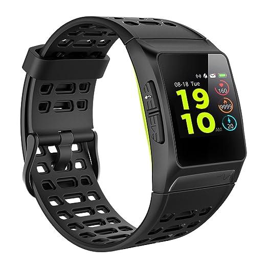 Festnight GPS Smart Watch Reloj Deportivo Reloj de Pulsera ...