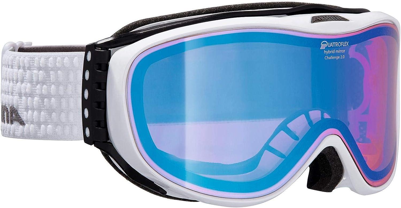 ALPINA Skibrille Challenge 2.0 QM Gafas de esqu/í