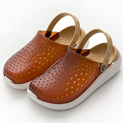 d126a1fb1fe18 Zhiling flip Flop- Summer Non-Slip Thick-Soled Sandals and Slippers Men  Summer