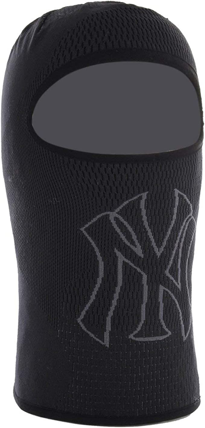 Amazon Com 47 Brand Facemask Balaclava Beanie New York Yankees Black Clothing