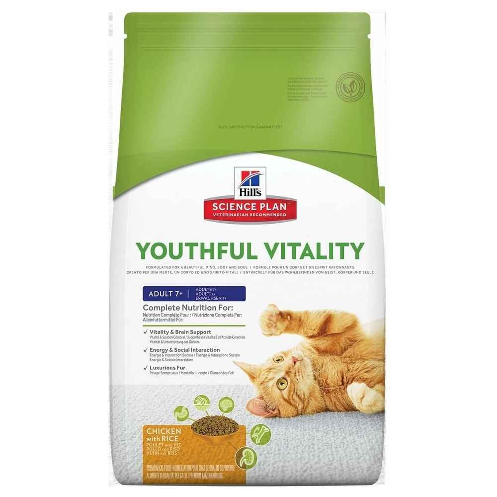 hill S Science Plan - Pienso Youthful Vitality 7 + AU pollo ...