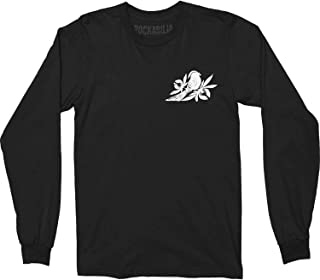 product image for Bayside Men's Dead All Day Long Sleeve Black