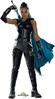 Valkyrie - Thor Ragnarok (2017 Film) - Advanced Graphics Life Size Cardboard Standup  sc 1 st  Amazon.com & Amazon.com: Cosplaysky Ragnarok Costume Valkyrie Halloween Outfit ...