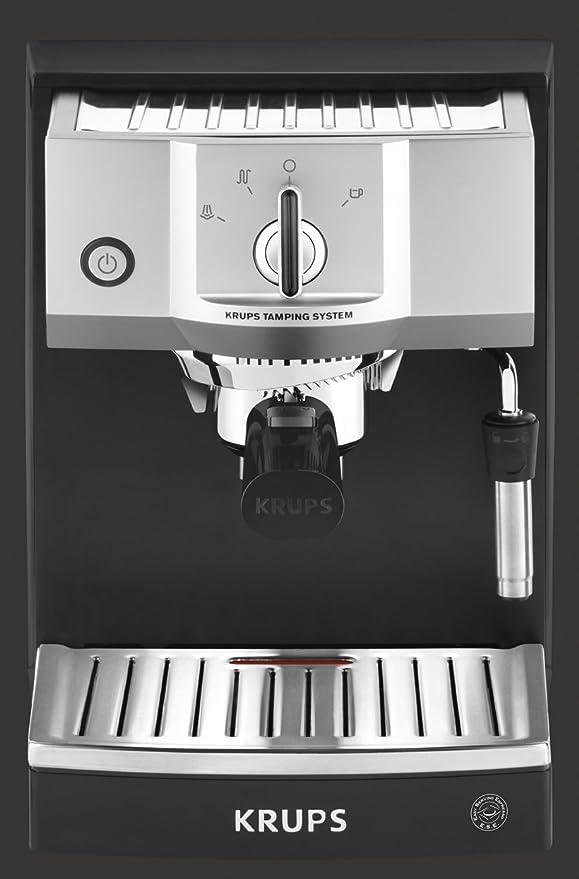 Krups XP562010 Steam & Pump Máquina De Espresso, 1400 W, Acero ...
