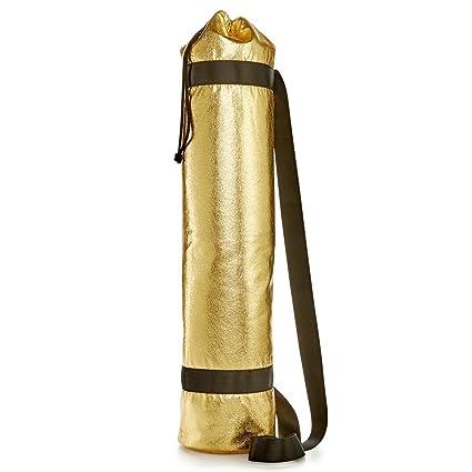 release date yet not vulgar 2019 professional TwelveNYC Yoga Mat Carrier Bag Gold or Silver