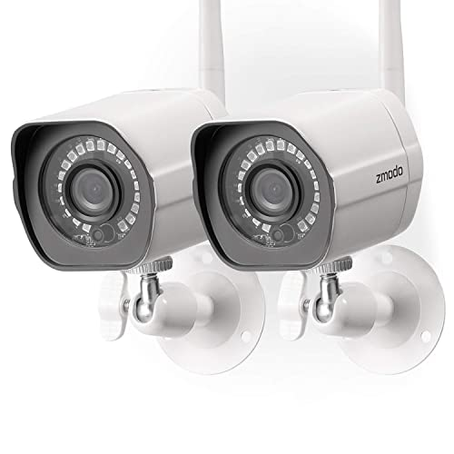 Wireless Security Cameras Amazon Com