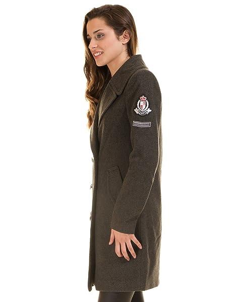 Abrigo estilo militar VMCAMPUS de Vero Moda (S - Azul Navy)