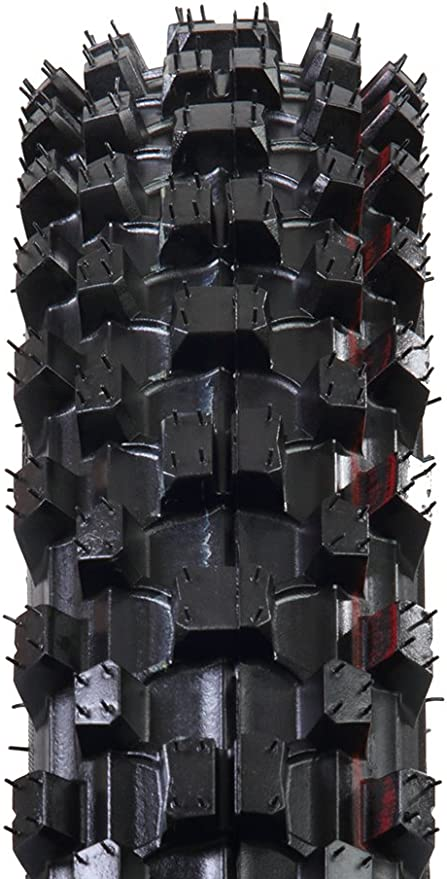 Off-road motocross//dirt bike Motorcycle Accessories//Parts- Soft Intermediate Terrain Tire /& Tube 3.60-4.10 x 14 Combos High Traction ProTrax Rear Tire for Tough Roads
