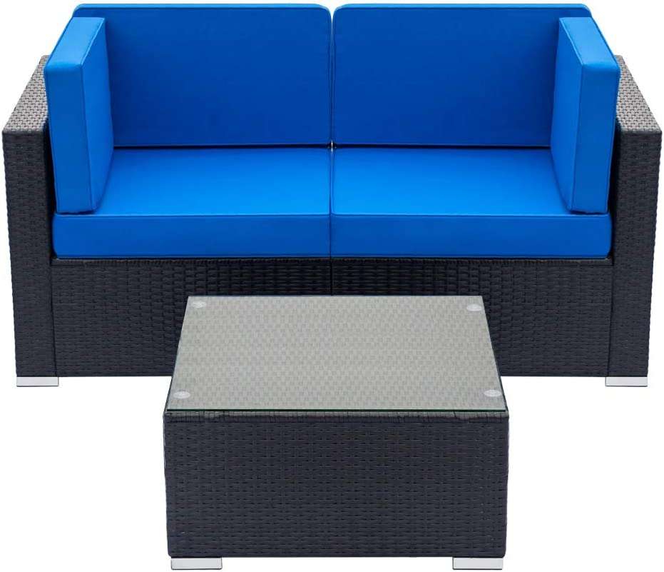 Amazon coupon code for Fully Equipped Weaving Rattan Sofa Set