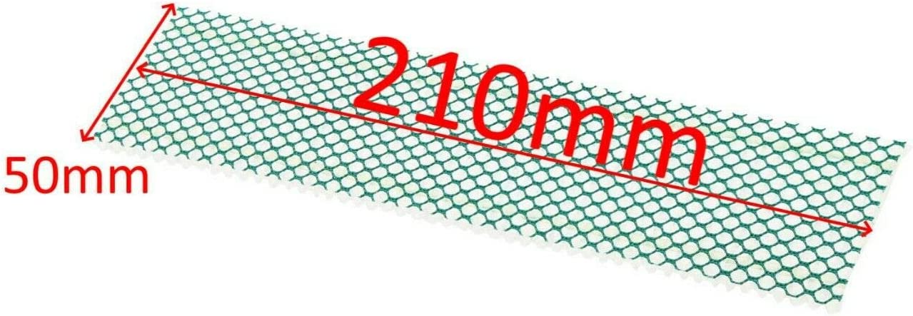 Electrolux AEG - Filtro de aire acondicionado, 210 x 50 mm ...