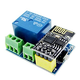 DC 5V WiFi Relay Module ESP-01 ESP8266 Remote Control Switch For Home Automation