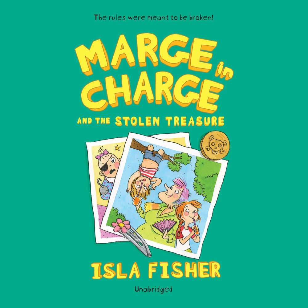 Marge in Charge and the Stolen Treasure: The Marge in Charge Series, book 2