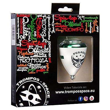 Space - Peonza Pegasus 008000053. Caja universal: Amazon.es: Juguetes y juegos
