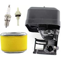 HURI Behuizingsdeel luchtfilterbehuizing met luchtfilter bougie scharnierfilter voor Loncin G160F, G160 F/D, G200 F/D V…