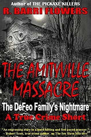 book cover of The Amityville Massacre