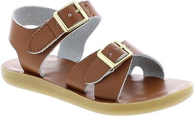 Buckle Sandal Tan - 1003