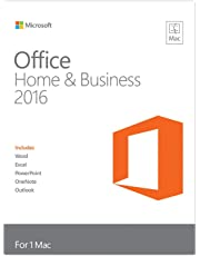 Microsoft Office Home and Business 2016 - Licence Key (Mac)