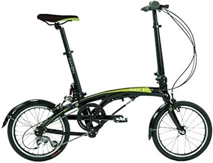 Dahon Bicicleta Plegable EEZZ D3 Sable Rueda de 16