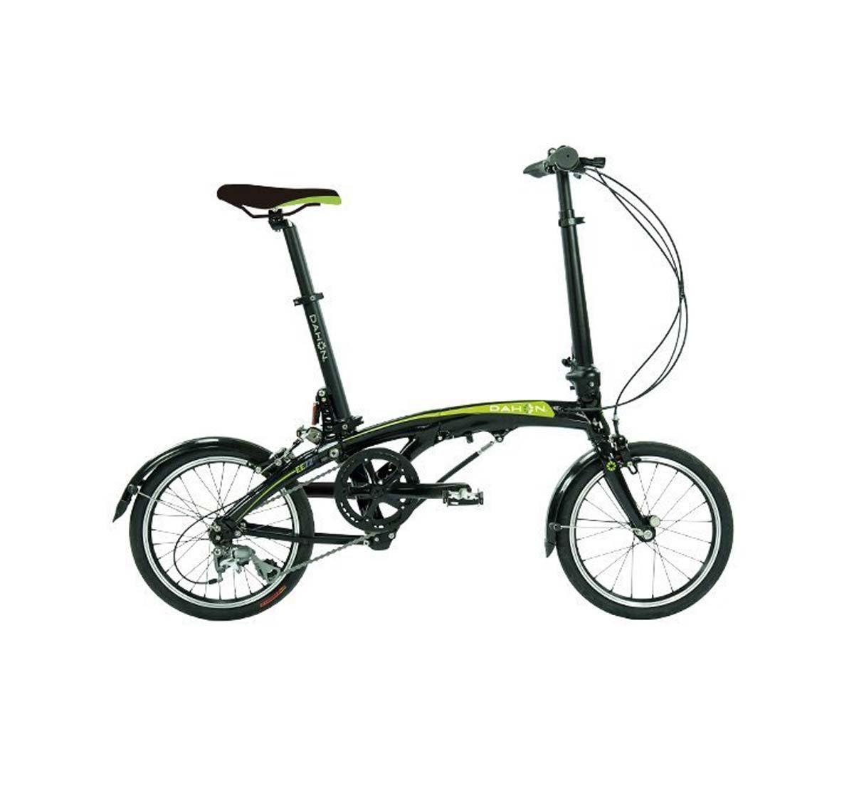 Dahon EEZZ D3 Folding Bike Sable 16