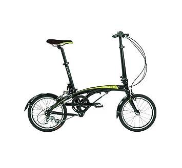 Dahon Bicicleta Plegable EEZZ D3 Sable rueda de 16 ...