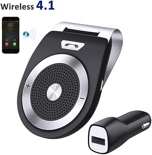 FOONEE - Altavoz Bluetooth para coche con encendido automático ...