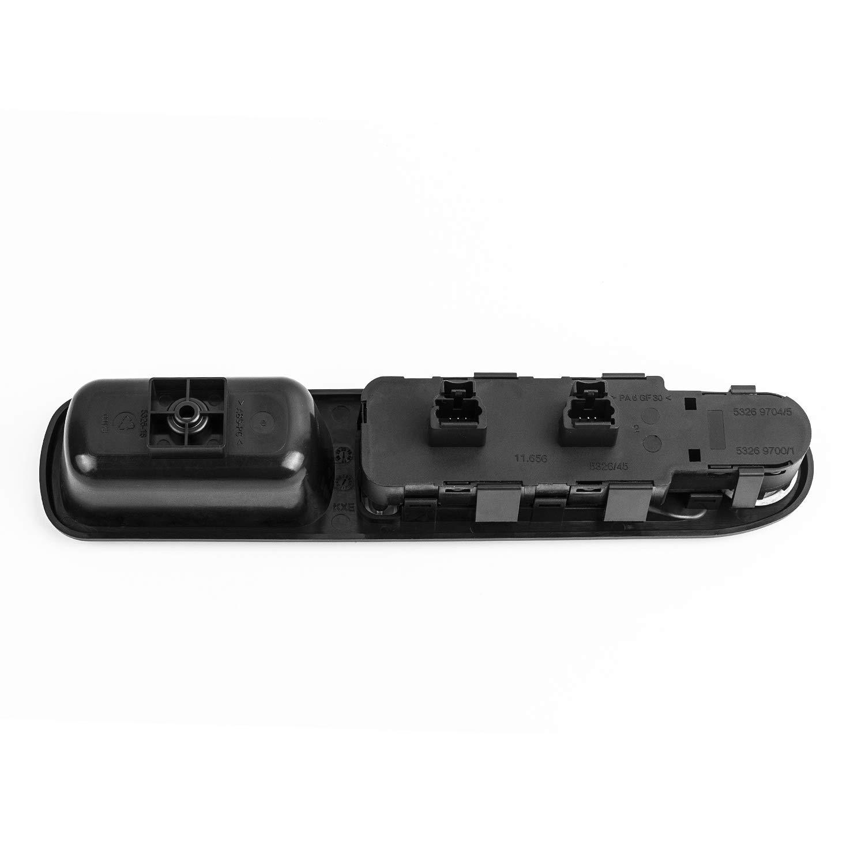 YAOPEI Interruptor de Elevalunas El/éctrico 6554 KT