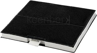 Filtro de carbón activo para campana extractora Neff – para los modelos Z5101X1, Z5101X5, Z5105X5: Amazon.es: Grandes electrodomésticos