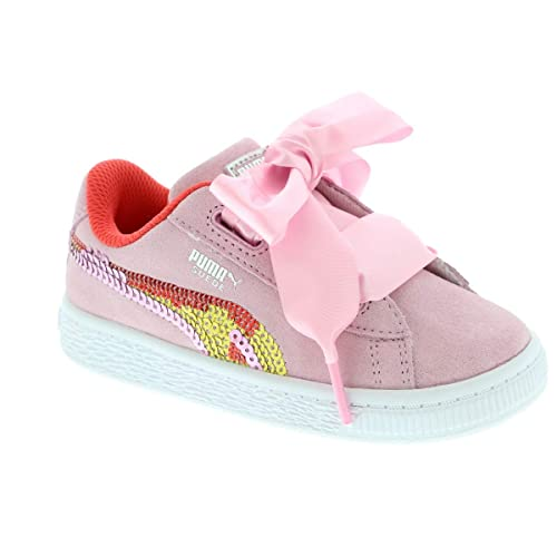 Puma Suede Heart Trailblazer SQN in, Sneakers Basses bébé