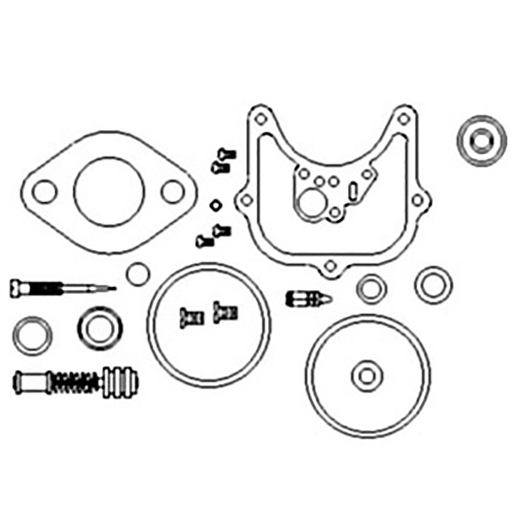 amazon a i products carburetor kit plete holley 1965 Carburetor Choke Parts amazon a i products carburetor kit plete holley 1965 1975 replacement for automotive