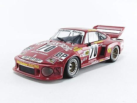 Porsche 935 //77A n° 70 Le Mans 1979 1//18 Norev 187436