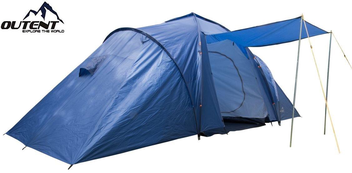 Outent® Campingzelt, Familienzelt, Zelt
