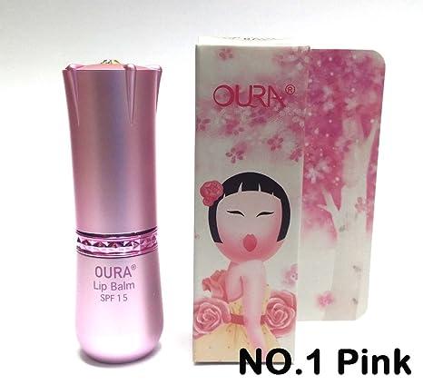 Review [OURA] Lip Balm SPF15