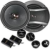 """Pioneer TS-A1606C A-Series 6.5"""" 350W Component Speakers"""
