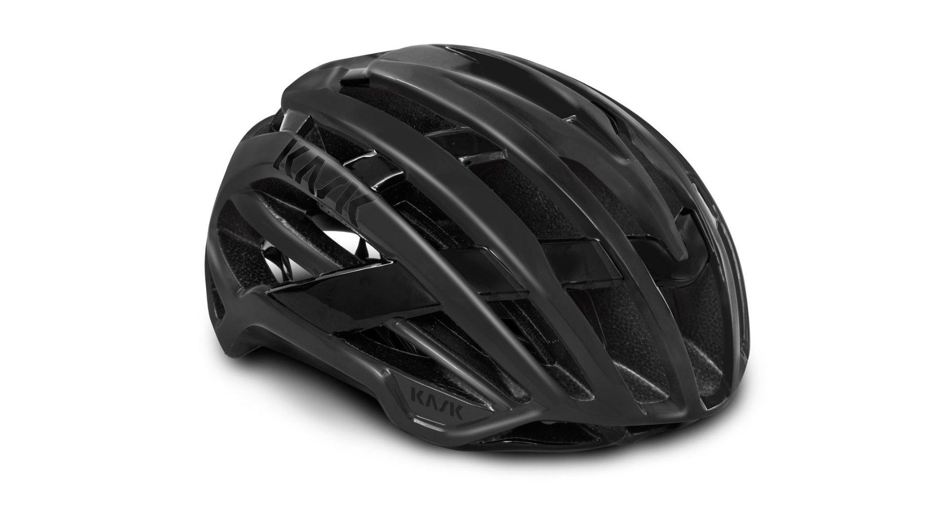 Kask Valegro Helmet, Small, Black Matte