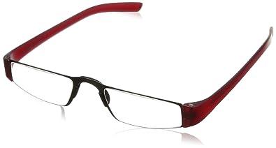 953897c05e4f Amazon.com  Porsche Designs Readers P8801 B +1.50 Red 48 20 150  Shoes