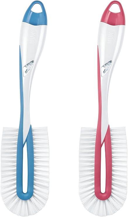 Tetero Y Tetina cepillo de limpieza de elección de colores