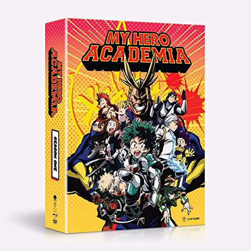 My Hero Academia - Season One (DVD)