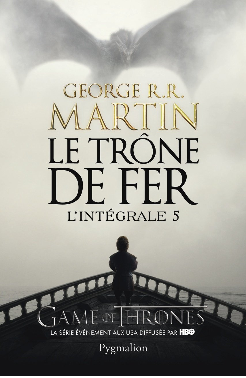 Le Trone De Fer Integrale 5 Game Of Thrones French