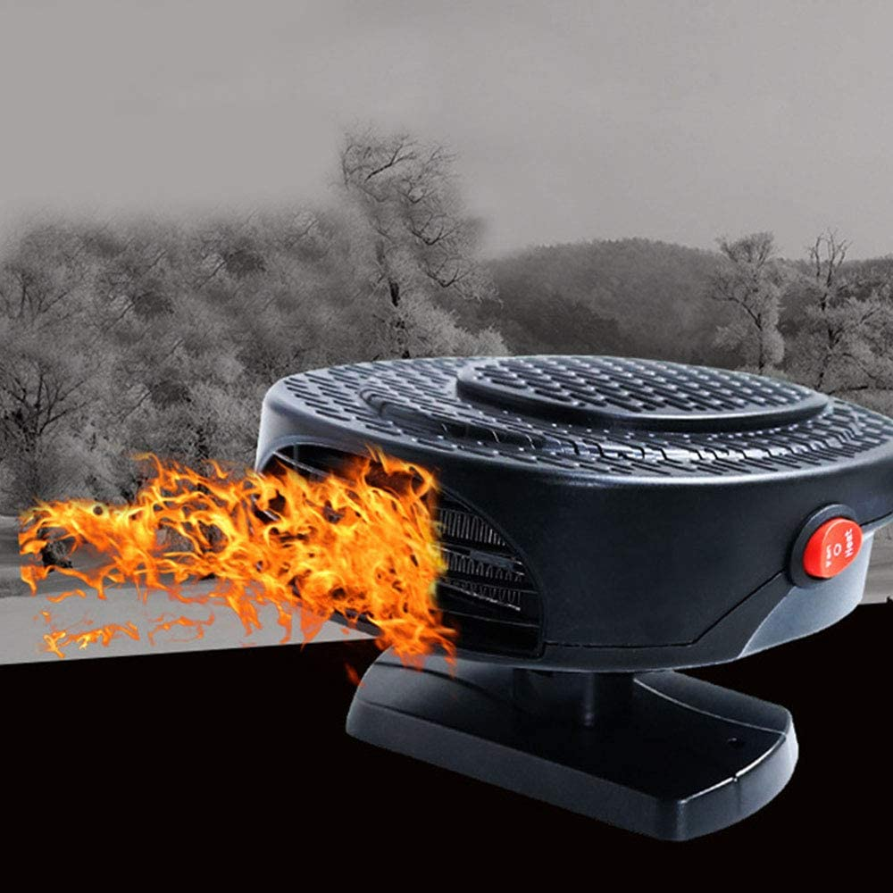 Amazon.es: Generic - Calentador de coche portátil con purificador ...
