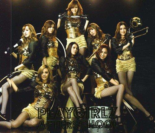 CD : After School - Playgirlz (Hong Kong - Import)