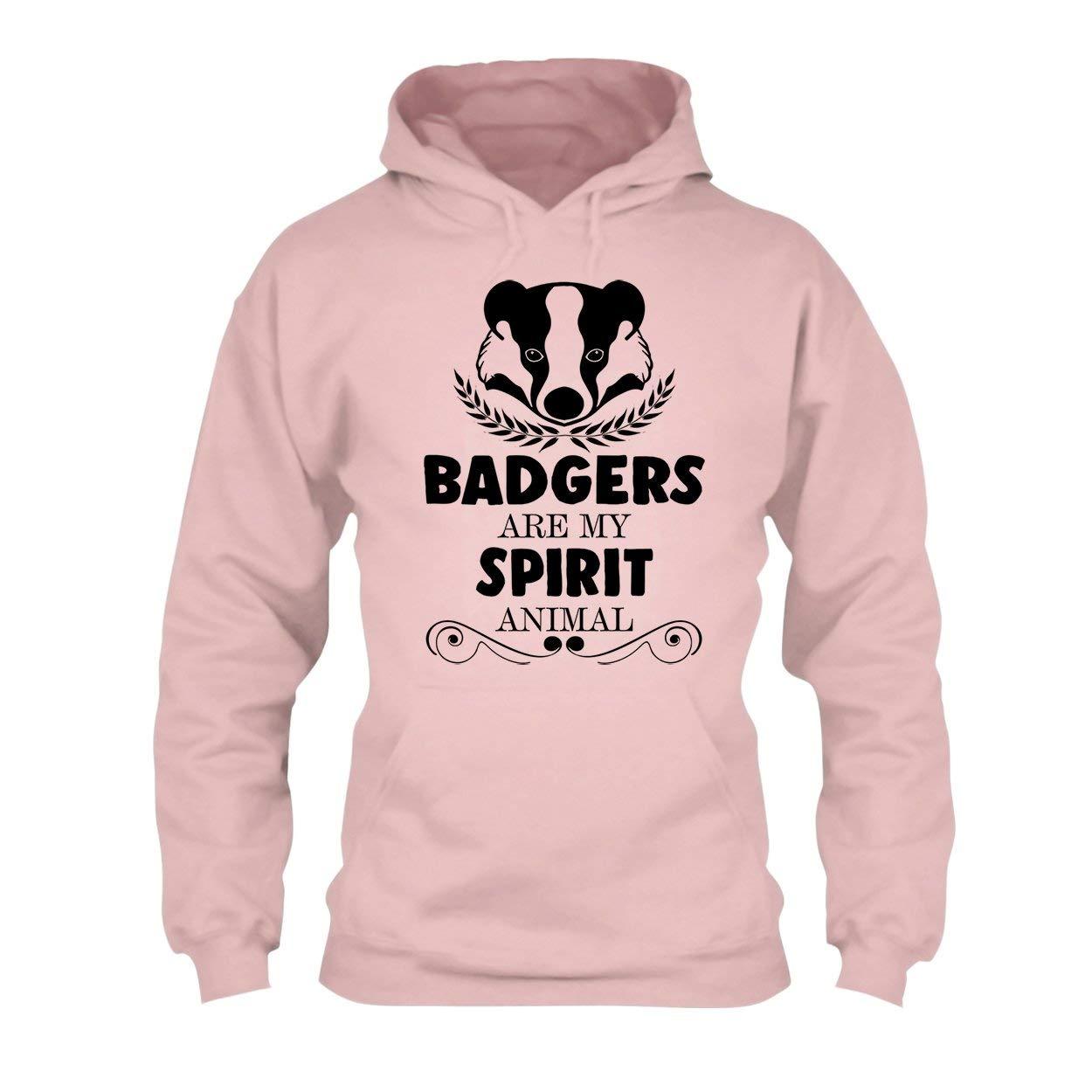 Badger is My Spirit Animal T Shirt Sweatshirts Tee Shirt