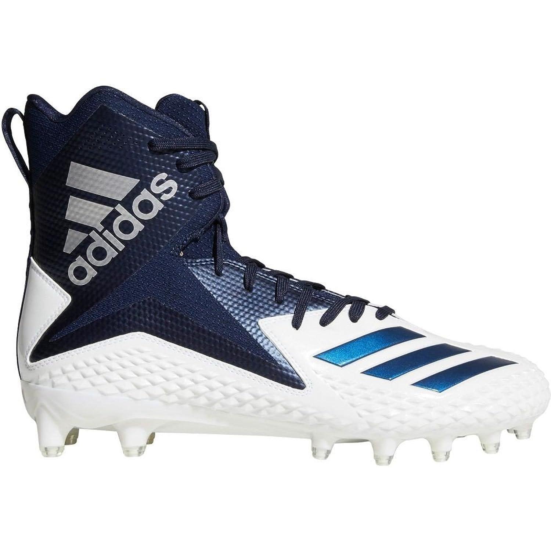 (アディダス) adidas メンズ アメリカンフットボール シューズ靴 Freak X Carbon High Football Cleats [並行輸入品] B07CG9NF6T 8.0-Medium