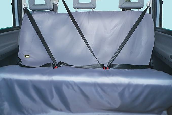 HDD Universal Fast Fit Rear Car Seat Cover GREY 304 Heavy Duty Designs