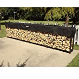 1 Cord Woodhaven Firewood Rack and Cover