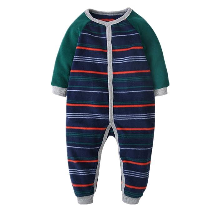 Beide Mameluco Pelele para Bebe Ninos Cotton Pijama: Amazon.es: Ropa y accesorios