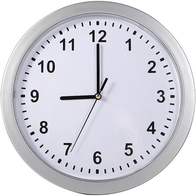 Orologio da Parete Orologio da Parete Segreto Nascosto Cassaforte Contenitore per Denaro Stash Gioielli Oggetti Preziosi Deposito Contanti