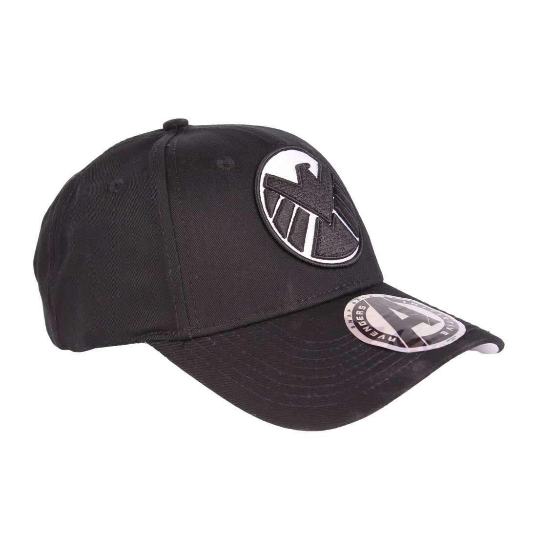 CAP SHIELD MARVEL - BASEBALL LOGO Cotton Division 2962