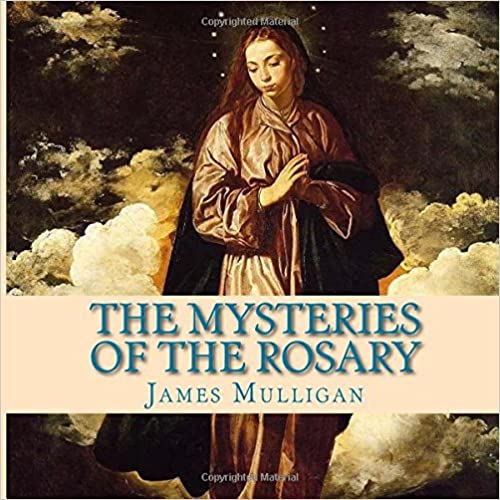 Book The Mysteries of the Rosary: Illustrated