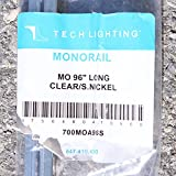 Tech Lighting 700MOA96S Hand Bendable Field