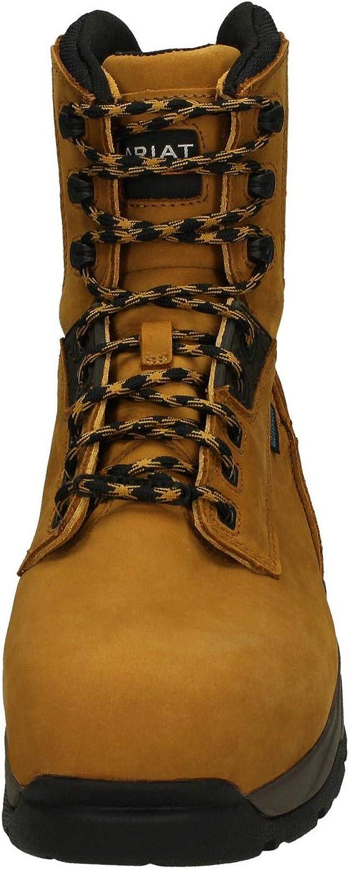 ARIAT Mastergrip 8 H20 Mens WP Composite Toe//Midsole Work Boots